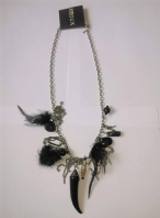 Tribal charm necklace (Code 2247)